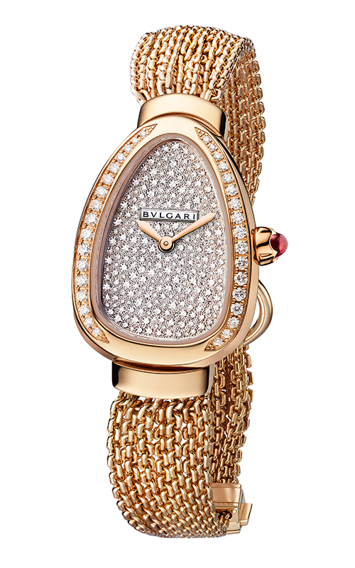 Bvlgari Twist Your Time Watch SP27D2PGD/1T product image