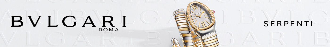 Bvlgari High Jewellery Watches