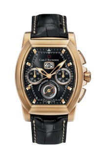 Carl F Bucherer T-Graph 00.10615.03.33.01