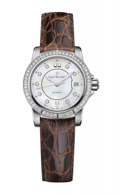 Carl F Bucherer AutoDate Watch 00.10621.08.77.11 product image
