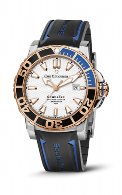 Carl F Bucherer ScubaTec Watch 00-10632-24-23-01 product image