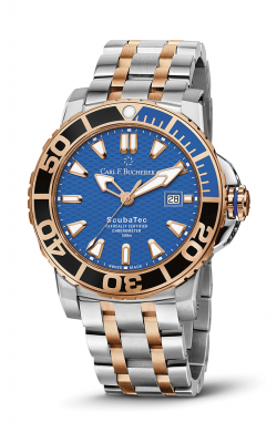 Carl F Bucherer ScubaTec Watch 00-10632-24-53-21 product image