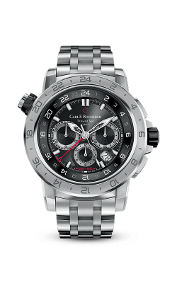 Carl F Bucherer TravelTec II Watch 00.10633.08.33.21 product image