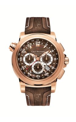 Carl F Bucherer TravelTec Watch 00.10620.03.93.02 product image
