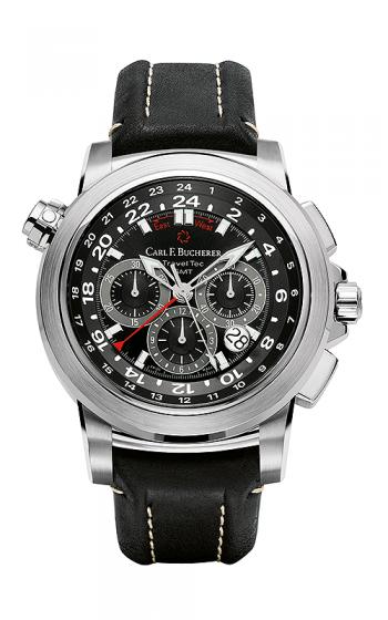 Carl F Bucherer TravelTec Watch 00.10620.08.33.01 product image