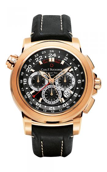 Carl F Bucherer TravelTec Watch 00.10620.03.33.01 product image
