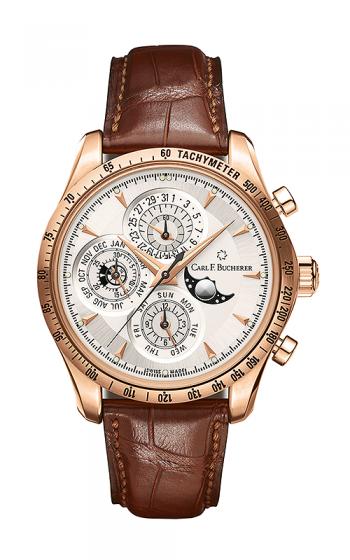 Carl F Bucherer ChronoPerpetual Watch 00.10907.03.13.01 product image