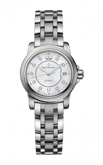Carl F Bucherer AutoDate Watch 00.10621.08.77.21 product image