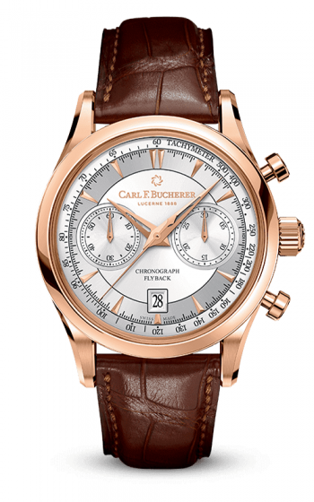 Carl F Bucherer Flyback Watch 00.10919.03.13.01 product image