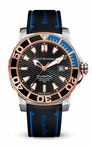 Carl F Bucherer ScubaTec Watch 00.10632.24.33.01 product image