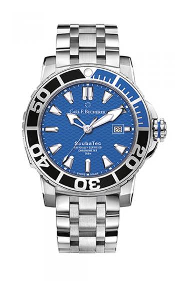 Carl F Bucherer ScubaTec Watch 00.10632.23.53.21 product image
