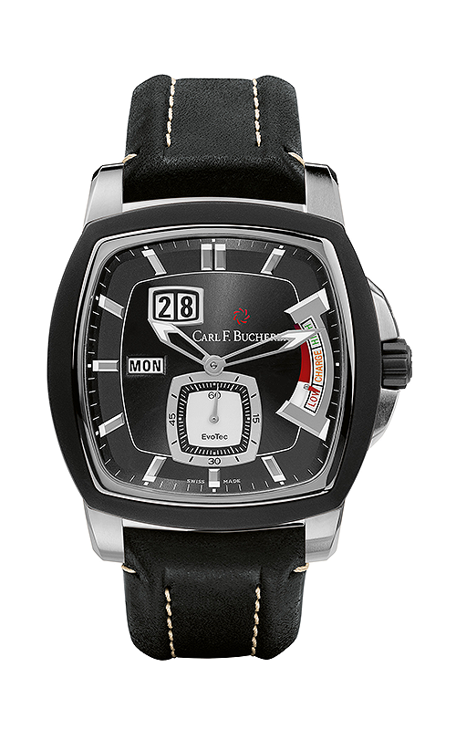 Carl F Bucherer EvoTec PowerReserve Watch 00.10627.13.33.01 product image