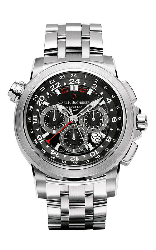 Carl F Bucherer TravelTec Watch 00.10620.08.33.21 product image