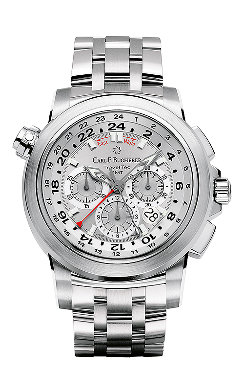Carl F Bucherer TravelTec Watch 00.10620.08.63.21 product image