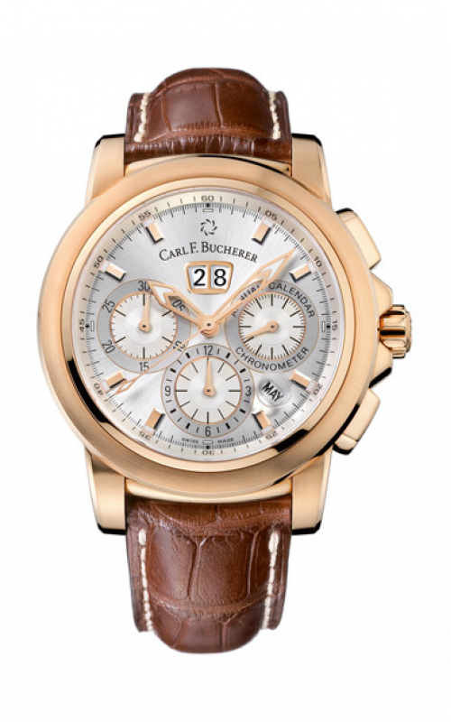 Carl F Bucherer ChronoDate Annual Watch 00.10619.03.13.01 product image