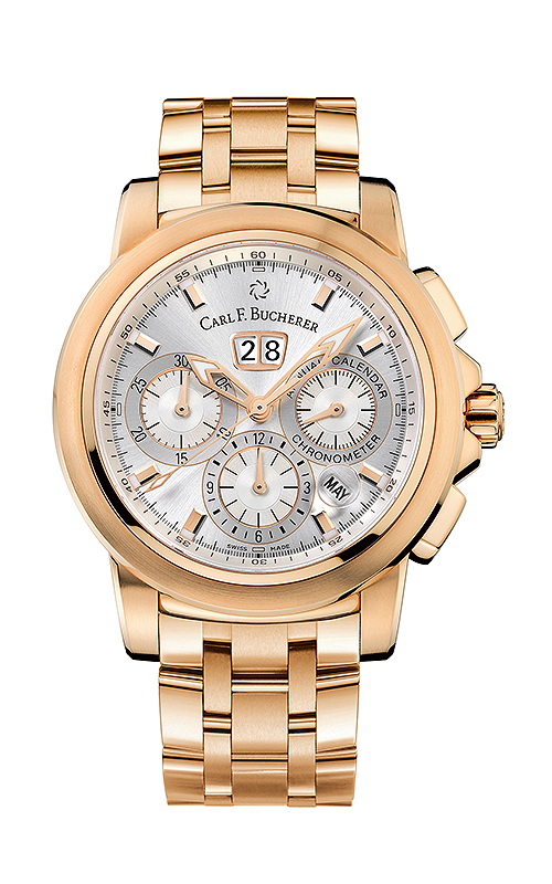 Carl F Bucherer ChronoDate Annual Watch 00.10619.03.13.21 product image