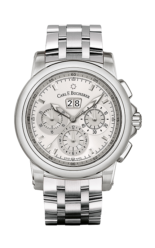 Carl F Bucherer ChronoDate Watch 00.10624.08.13.21 product image
