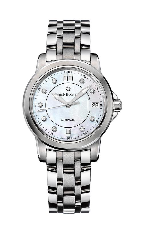 Carl F Bucherer AutoDate Watch 00.10622.08.77.21 product image