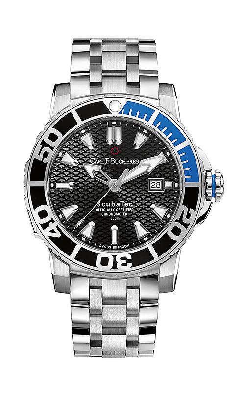 Carl F Bucherer ScubaTec Watch 00.10632.23.33.21 product image