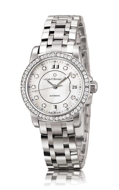 Carl F Bucherer AutoDate Watch 00.10621.08.77.31 product image