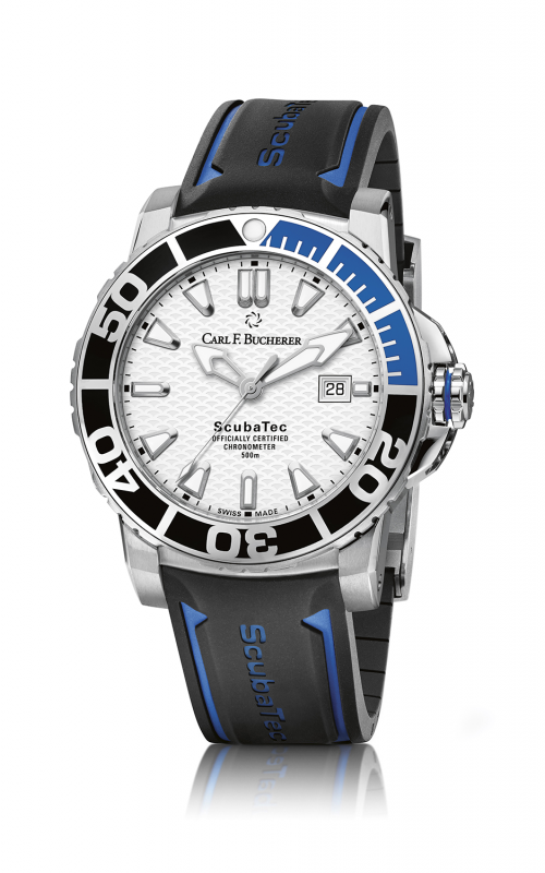 Carl F Bucherer ScubaTec Watch 00-10632-23-23-01 product image
