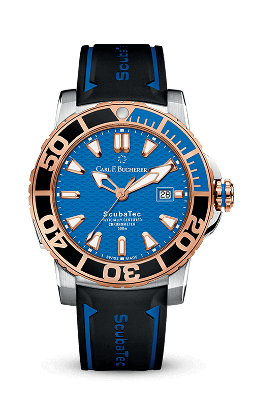 Carl F Bucherer ScubaTec Watch 00.10632.24.53.01 product image