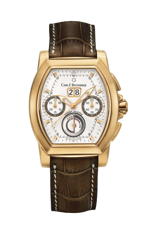 Carl F Bucherer T-Graph Watch 00.10615.03.13.01 product image