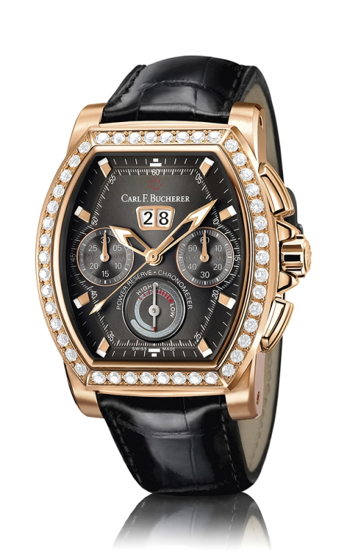 Carl F Bucherer T-Graph Watch 00.10615.03.33.11 product image