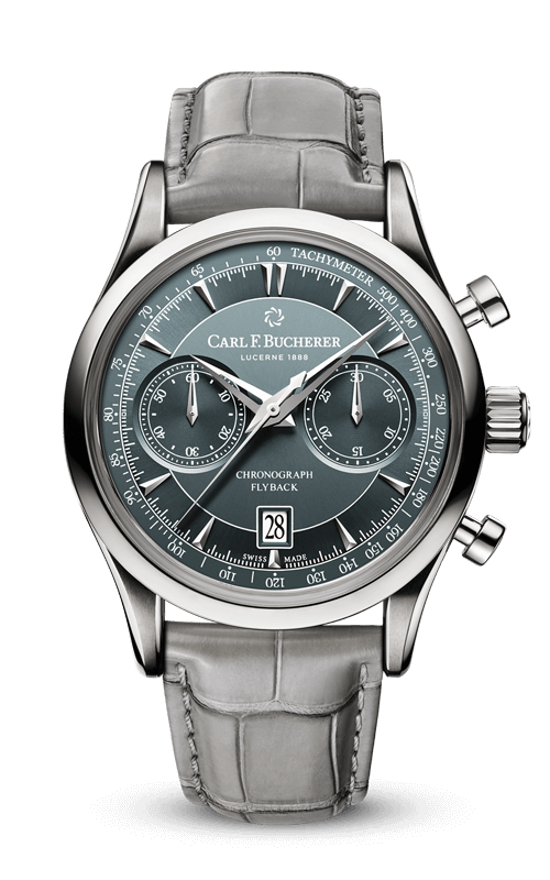 Carl F Bucherer Flyback Watch 00.10919.08.93.01 product image