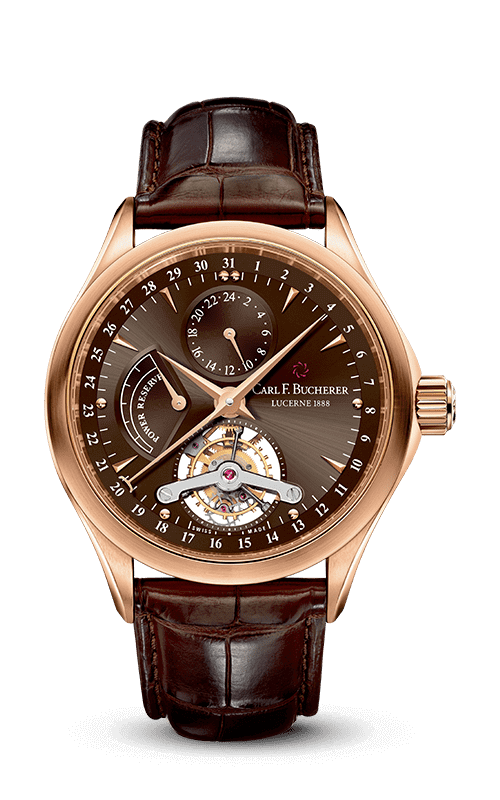 Carl F Bucherer Tourbillon Watch 00.10918.03.93.01 product image