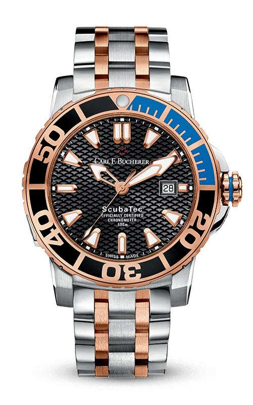 Carl F Bucherer ScubaTec Watch 00.10632.24.33.21 product image