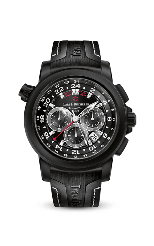 Carl F Bucherer TravelTec Watch 00.10620.12.33.01 product image