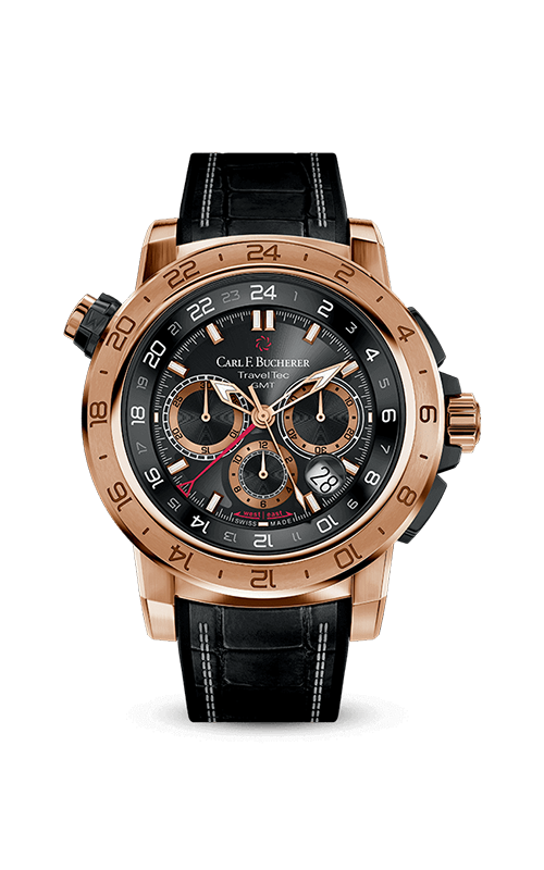 Carl F Bucherer TravelTec II Watch 00.10633.03.33.01 product image