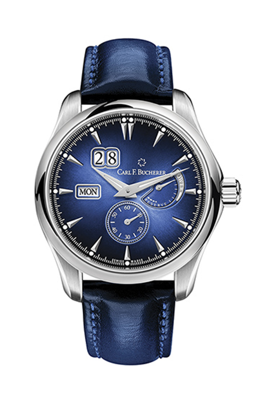 Carl F Bucherer BigDate Watch 00.10912.08.53.01 product image