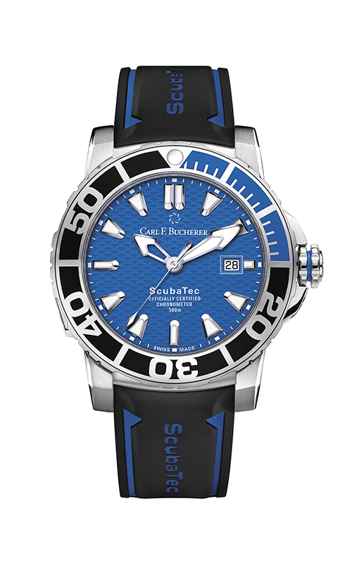Carl F Bucherer ScubaTec Watch 00.10632.23.53.01 product image