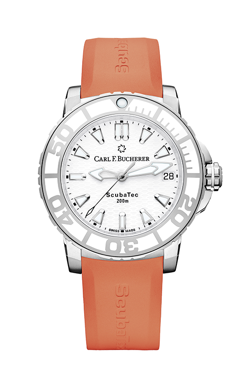 Carl F Bucherer ScubaTec Watch 00.10634.23.23.03 product image