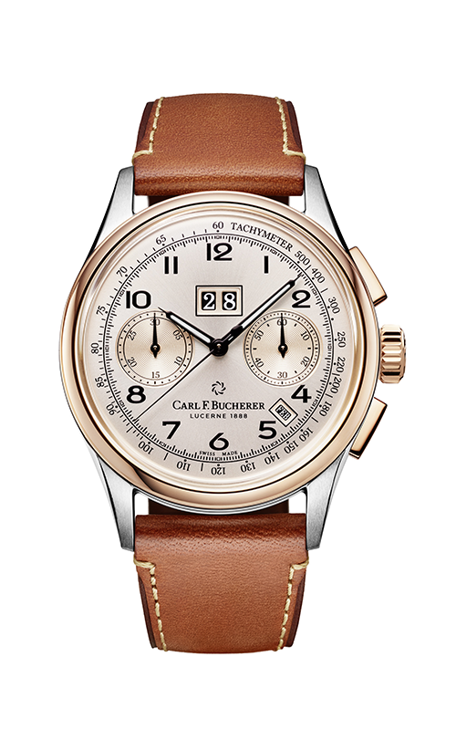 Carl F Bucherer BiCompax Watch 00.10803.07.42.01 product image