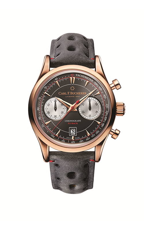 Carl F Bucherer Flyback Watch 00.10919.03.33.02 product image