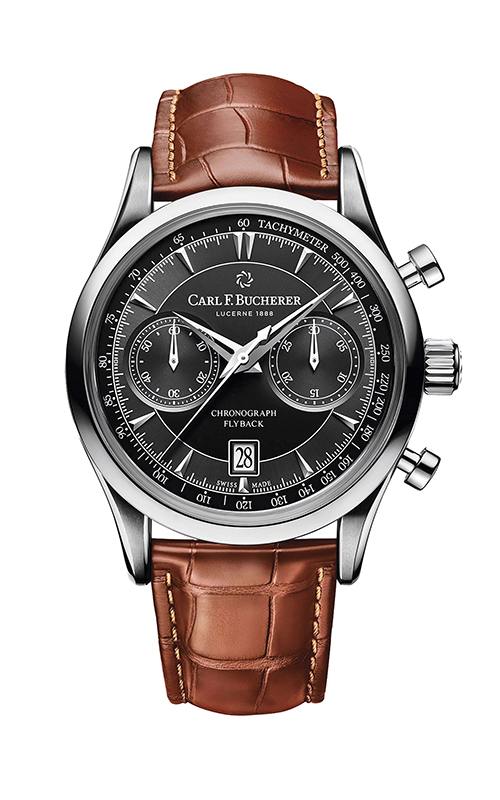 Carl F Bucherer Flyback Watch 00.10919.08.33.01 product image