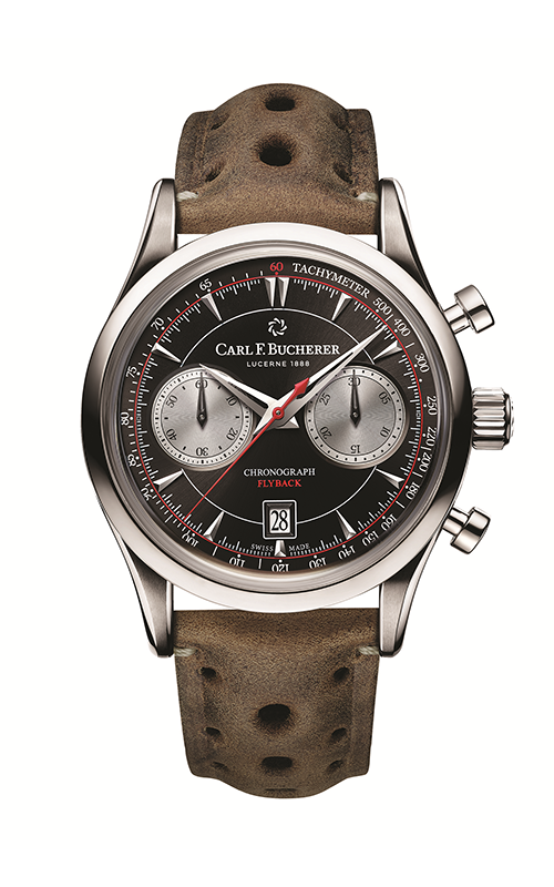 Carl F Bucherer Flyback Watch 00.10919.08.33.02 product image