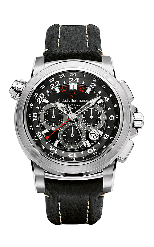 Carl F. Bucherer Patravi TravelTec Watch 00.10620.08.33.01 product image