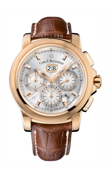 Carl F Bucherer ChronoDate Annual 00.10619.03.13.01 product image