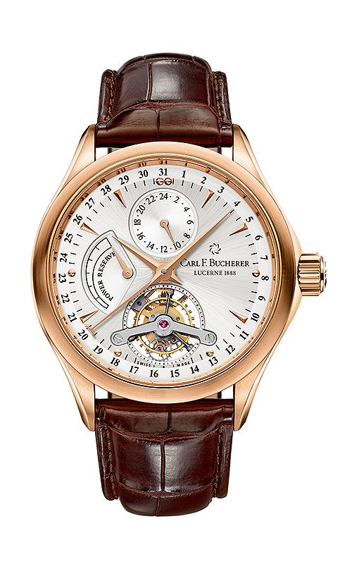 Carl F. Bucherer Manero Tourbillon Watch 00.10918.03.13.01 product image
