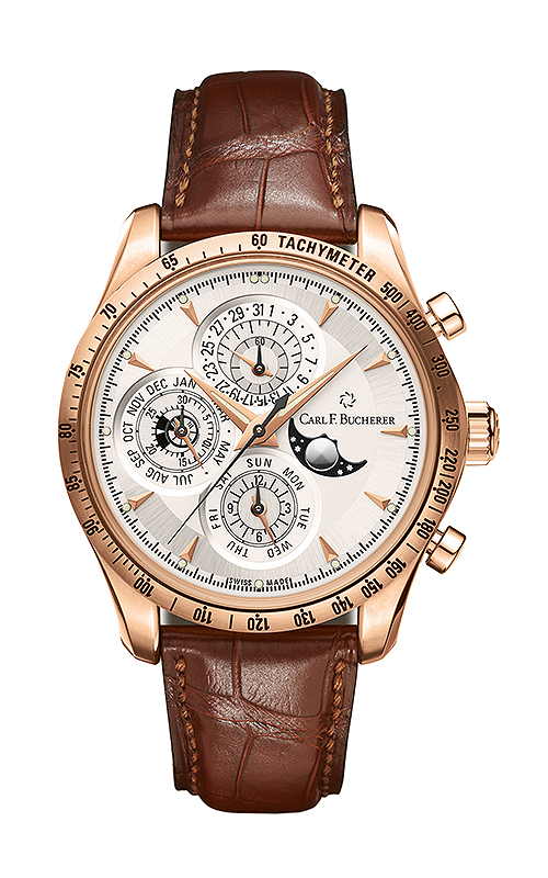 Carl F. Bucherer Manero ChronoPerpetual Watch 00.10907.03.13.01 product image
