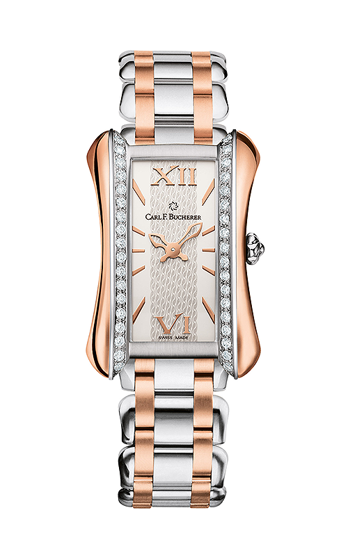 Carl F. Bucherer Alacria Two Tone Watch 00.10701.07.15.31 product image