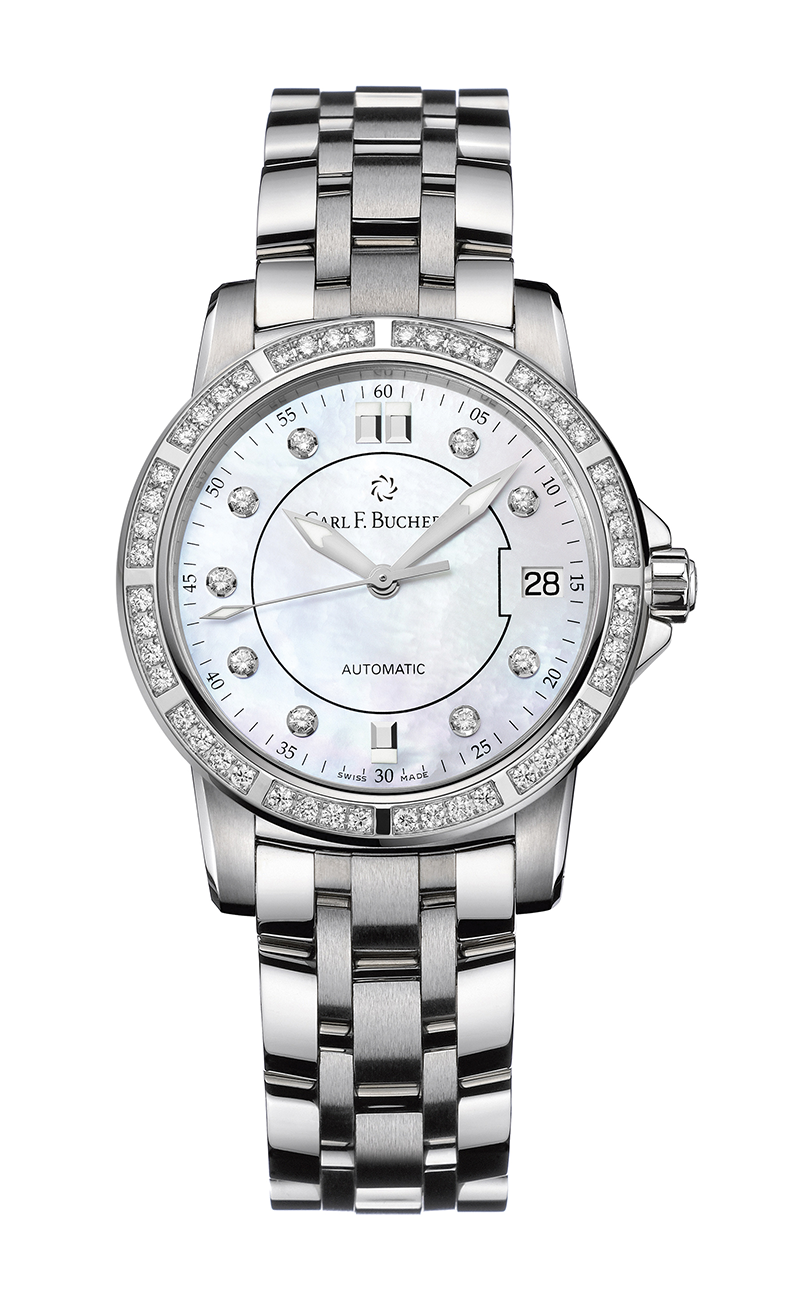 Carl F. Bucherer Patravi AutoDate Watch 00.10622.08.77.31 product image