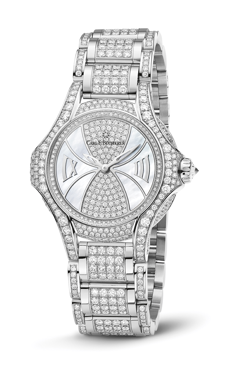 Carl F Bucherer Diva  00.10590.02.99.31 product image