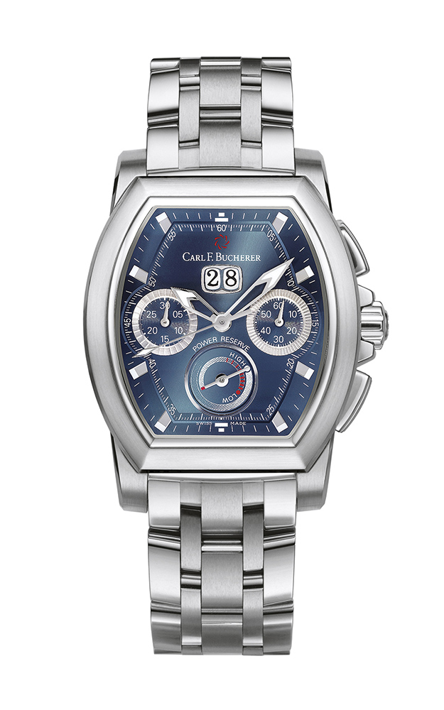 Carl F Bucherer T-Graph 00.10615.08.53.21 product image