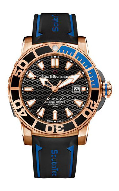 Carl F. Bucherer Patravi ScubaTec Watch 00.10632.22.33.01 product image