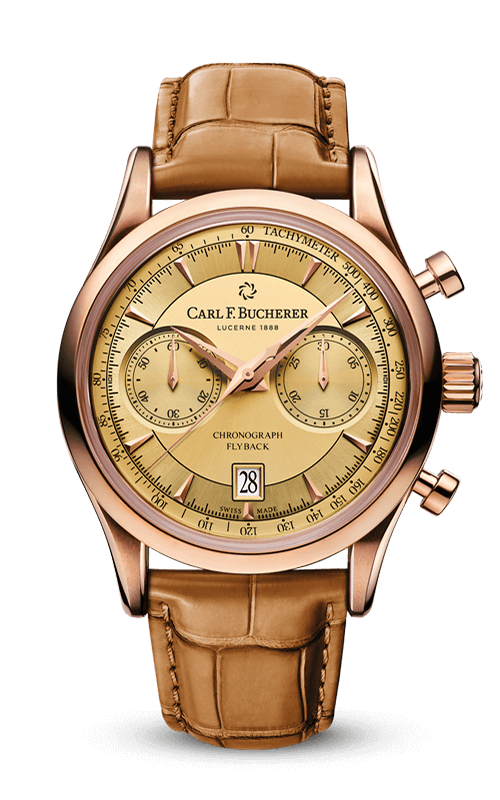 Carl F Bucherer Flyback 00.10919.03.43.01 product image